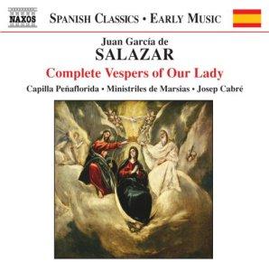 Caratula CD Juan Garcia Salazar