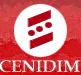 Logo Cenidim