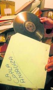 Discos de la colección de Guerrero