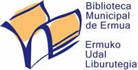 Logo biblioteca de Ermua