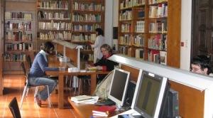 Biblioteca del Centro de Documentación Musical de Andalucía