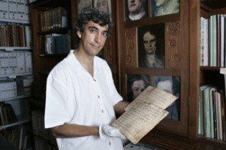 El profesor Francesc Cortès, investigador de la UAB