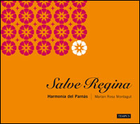 Carátula del disco Salve Regina