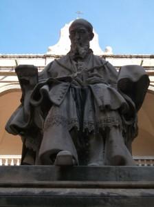 Escultura de San Juan de Ribera