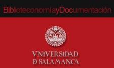 Logo Departamento Biblioteconomía y documentación Universidad de Salamanca