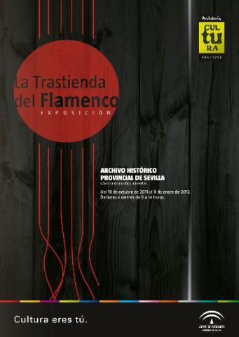 Portada de La Trastienda del Flamenco