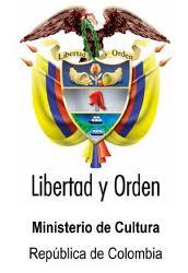logo ministerio cultura colombia