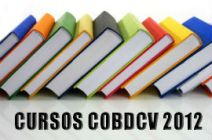 logo cursos COBDCV 2012