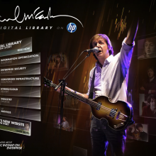 Paul McCartney Digital Library