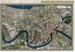 mapa sonoro nueva Orleans