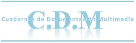 Cabecera Cuadernos de Documentación Multimedia