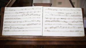 partitura Mozart-EFE