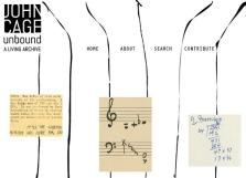 John Cage Unbound: A Living Archive