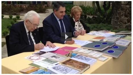 Enlace al video de la noticia en La Voz de Galicia