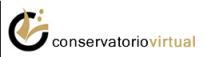 Logo conservatorio virtual