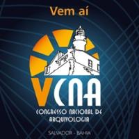 Logo V Congresso Nacional de Arquivologia