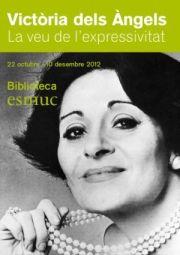 Exposición Victoria de los Ángeles en la Biblioteca de la ESMUC