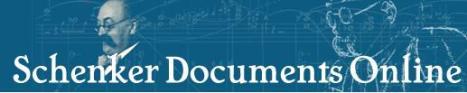 Cabecera Schenker Documents Online