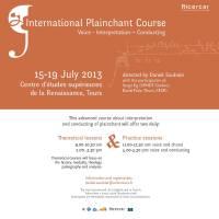 Información de contacto en el folleto del curso