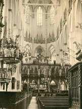 Iglesia de Santa María de Lübeck (Alemania)