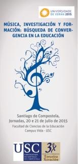 Música, investigación y formación.