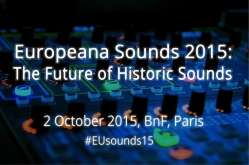 Europeana Sounds 2015