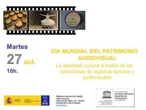 Patrimonio Audiovisual BNE