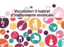 vocabulari il.lustrat d'instruments musicals