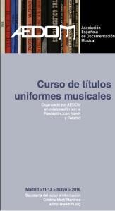 Curso_titulos_uniformes_AEDOM