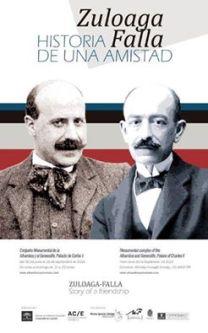 Exposixión Zuloaga y Falla. Historia de una amistad