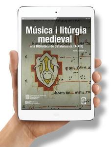 Música i litúrgia medieval a la Biblioteca de Catalunya