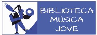La Biblioteca virtual de la Asociación Música Joven de Valencia